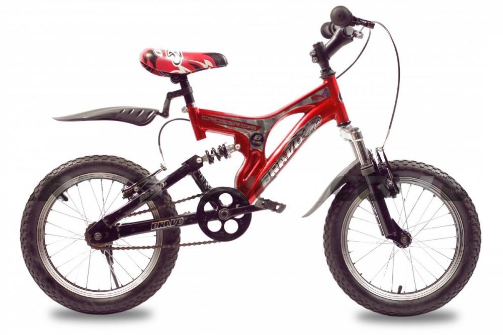 69119948f93761 Для найменших велосипедистів, компанія CROSSRIDE розробила модель 16 ...